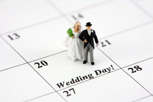 Coi ngày cưới hỏi kết hôn năm 2018
