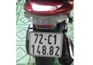 Ký hiệu biển số xe máy tại địa bàn tỉnh Bà Rịa Vũng Tàu