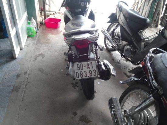 Ký hiệu mã biển số xe máy, ô tô tại địa bàn các tỉnh Hà Nam