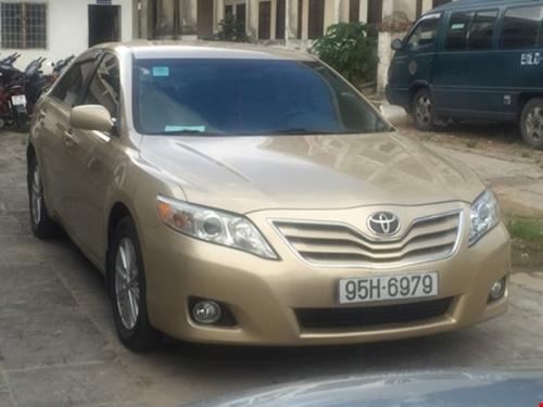 Ký hiệu biển số xe ô tô tại địa bàn tỉnh Hậu Giang