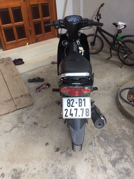 Biển số xe máy tại địa bàn tỉnh Kon Tum