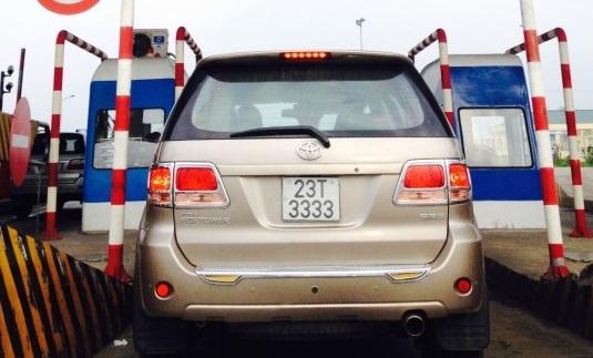 Ký hiệu biển số xe ô tô tại địa bàn tỉnh Hà Giang, ý nghĩa biển số xe 23
