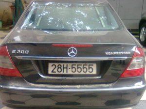 Ký hiệu biển số xe ô tô tại địa bàn tỉnh Hòa Bình