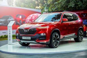 Bảng giá xe VinFast mới nhất tại Việt Nam