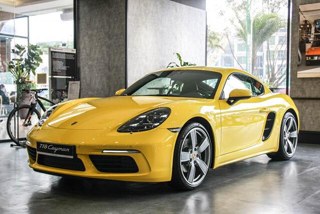 Bảng giá xe Porsche mới nhất tại Việt Nam