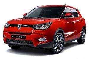 Bảng giá xe Ssangyong mới nhất tại Việt Nam